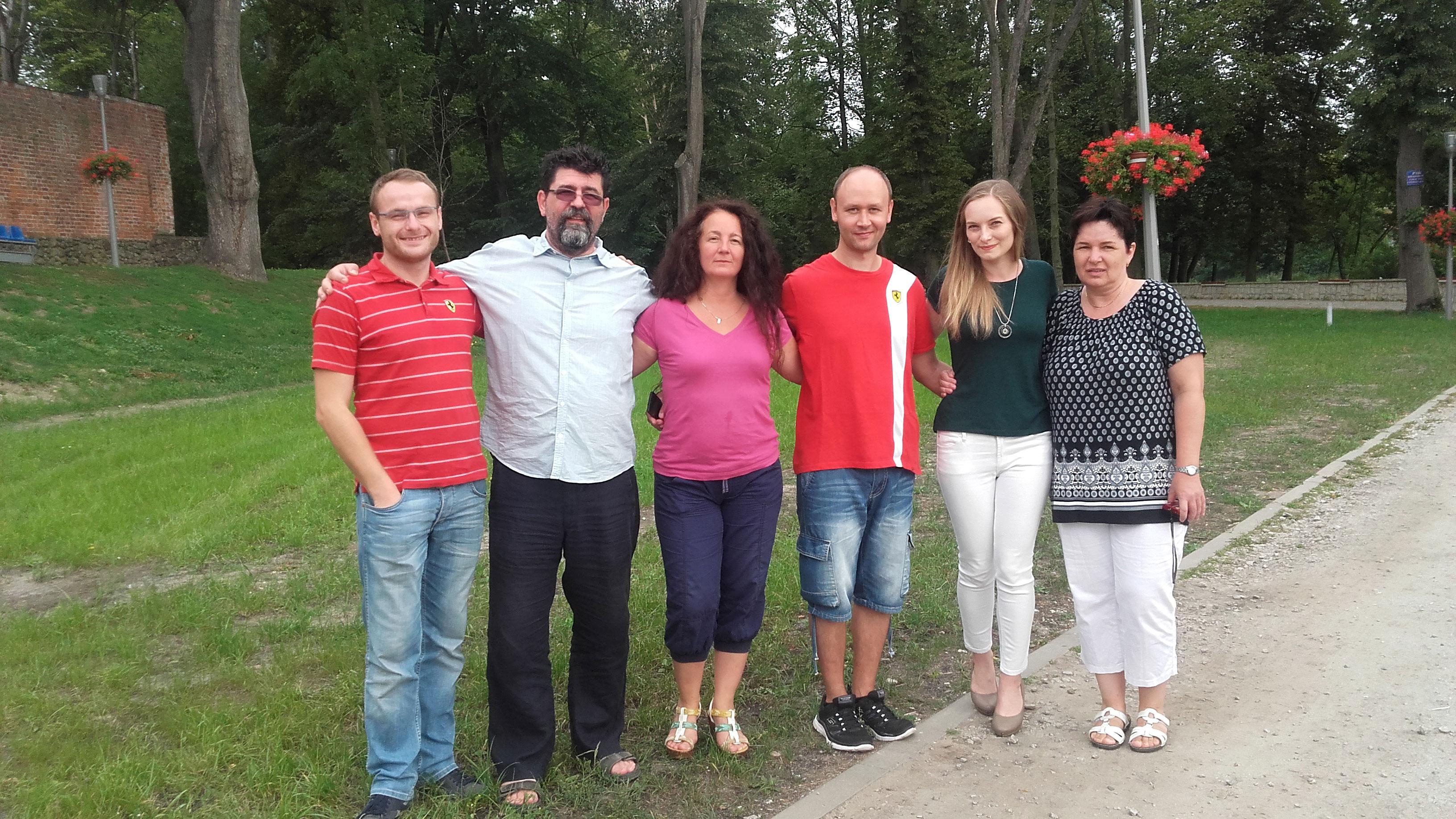 Mórahalom a lengyelországi testvértelepülésen szervezett nemzetközi konferencián