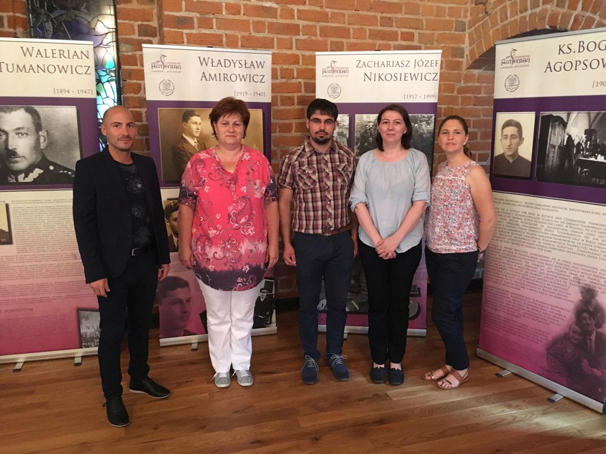 Mórahalom a lengyelországi testvértelepülésen szervezett nemzetközi konferenciákon
